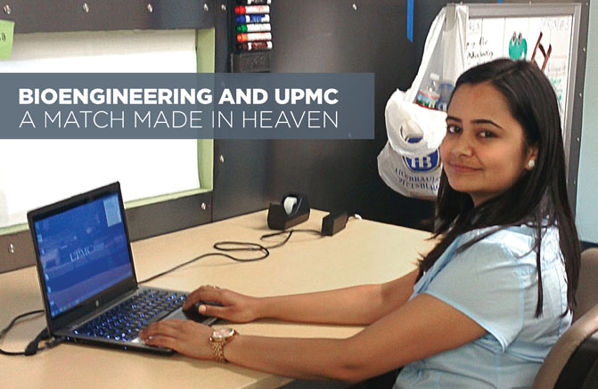 Bioengineering and UPMC, a Match Made in Heaven!