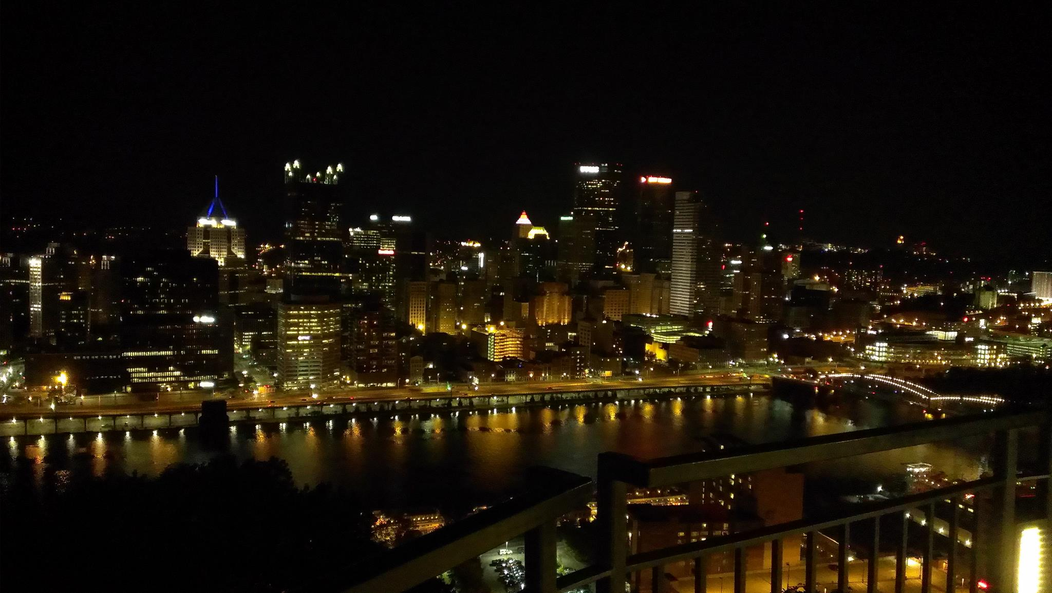 pittsburgh livable city