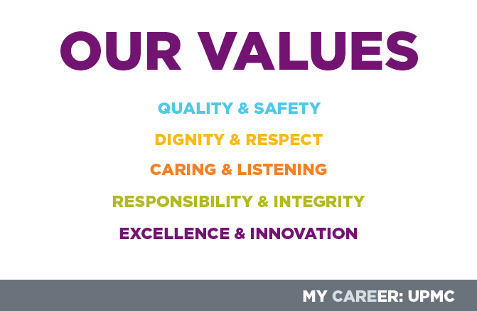 The Value of the UPMC Values Assessment