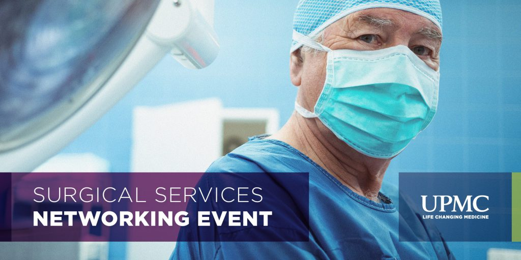 UPMC Susquehanna Surgical Services Networking Event