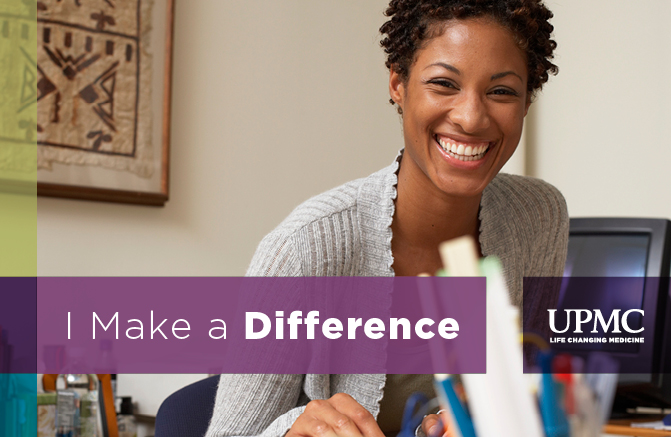 UPMC Patient Access Career Fair: I Make a Difference