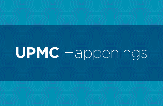 UPMC Happenings Career Events