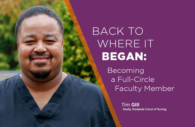 Where it Began: Becoming a Full-Circle Faculty Member