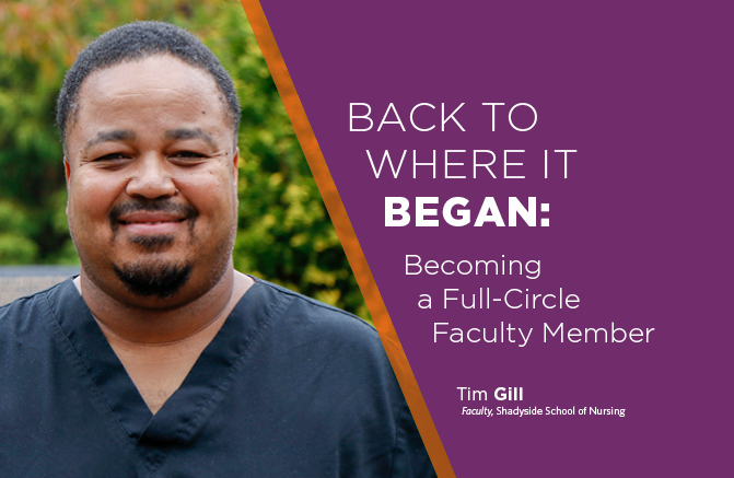 Where it Began: Becoming a Full-Circle Faculty Member