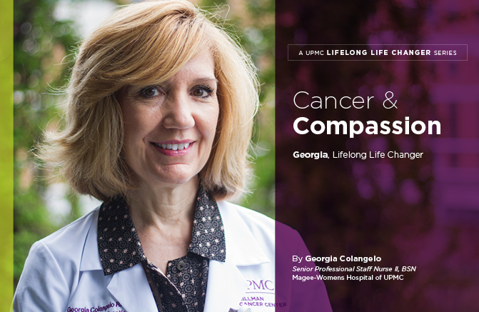 Cancer and Compassion - UPMC Lifelong Life Changer