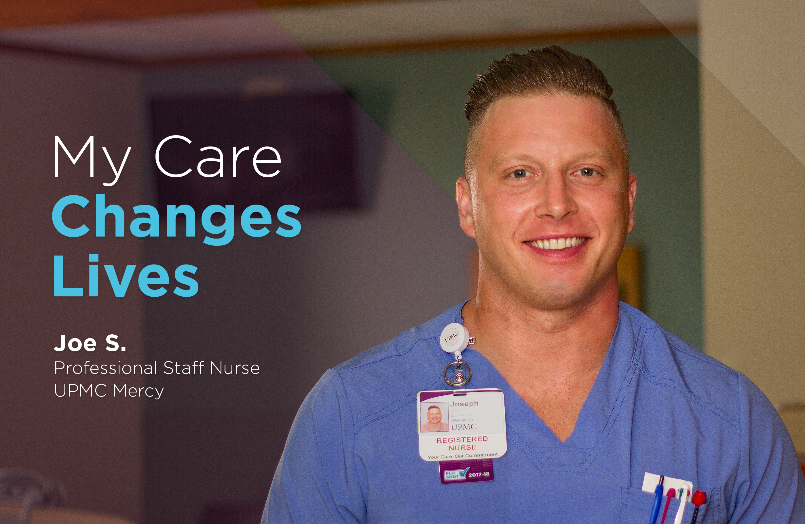 I've Seen What Health Care Can Do: My Care Changes Lives