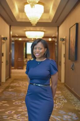 Mpande receives Inspiring Success in Healthcare award
